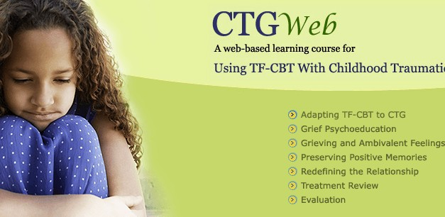 TF-CBT for Childhood Traumatic Grief Web Course- 6 Free Ceu's