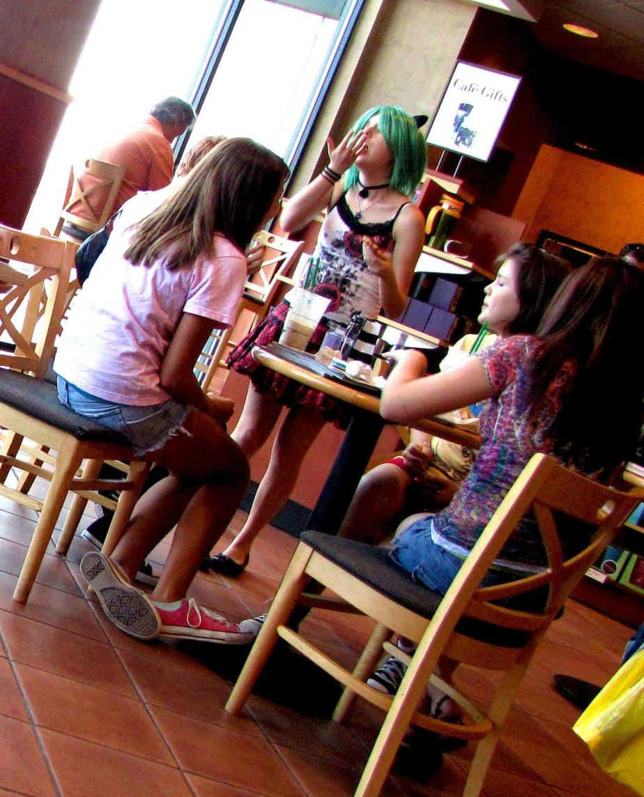 Teen sexual behavior in 2008
