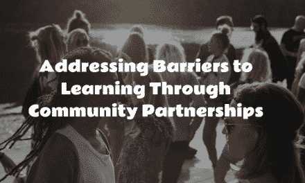 Addressing Barriers to Learning Through Community Partnerships
