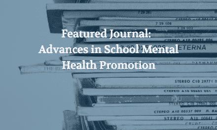 Featured School Mental Health Journal
