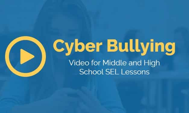 Engaging Cyber Bullying Video for Middle and High School SEL Lessons