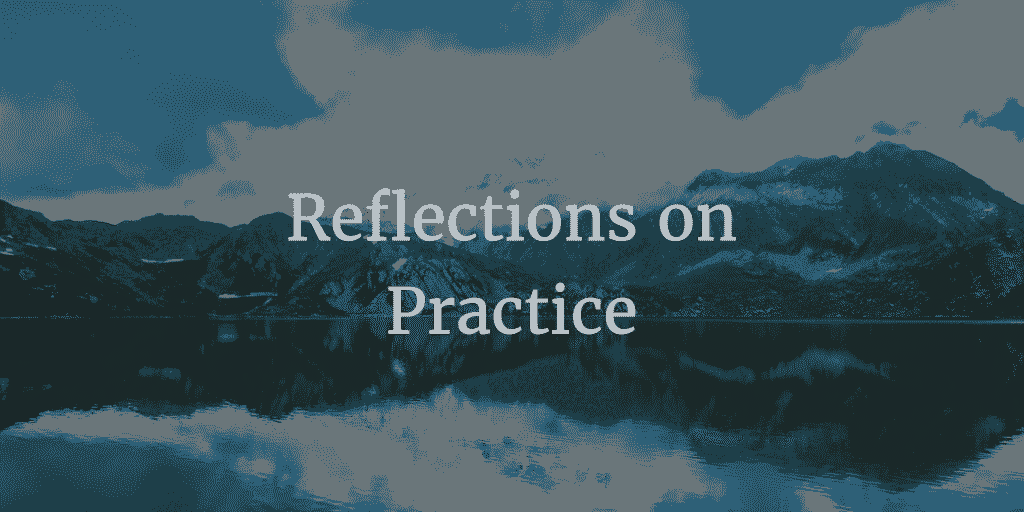 Reflections on Practice – SSWs Diving In