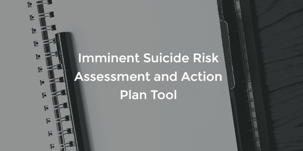 Suicide Risk Assessment and Action Plan Protocol