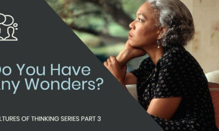 Do you have any wonders? – COT Part Three