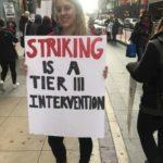Striking is a Tier 3 Intervention