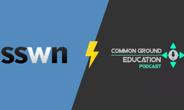 Announcing the SSWN-Common Ground Education Podcast Collaboration
