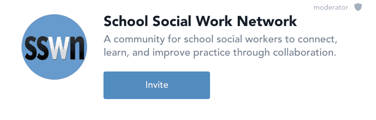 Self-Care for School Mental Health Professionals:  SSWNetwork Chat Transcript from Before…