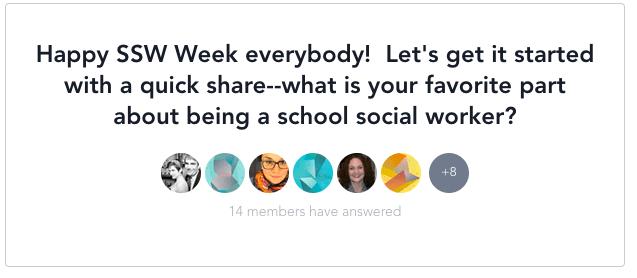 Why We Love Being School Social Workers