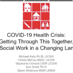 (Updated) SSWAA Responds to the COVID-19 Crisis:  Our Webinar and Selected Resources