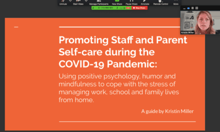 """This Video Is Worth Your Time:"" Elementary SSW During A Pandemic Webinar"