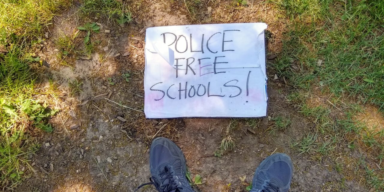 Can A school district Claim to Be Trauma-Informed If They Employ Police?  SSWNetwork Chat Transcript from June 8