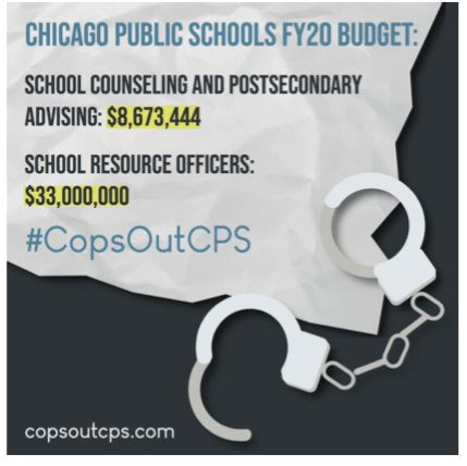 Chicago Youth Make The Case for Police-Free Schools