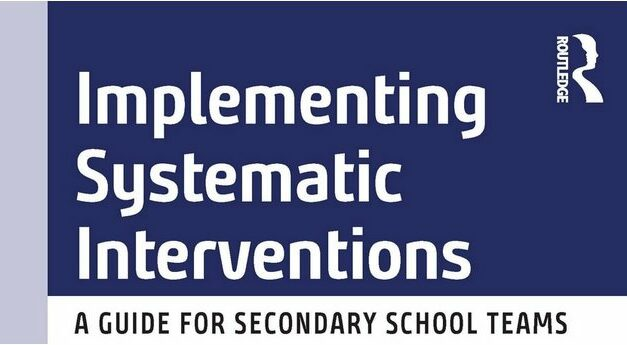 Implementing Systematic Supports: A Guide for Secondary Schools