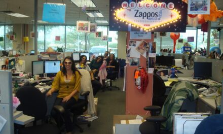 Climate Work is Not Just For Schools:  Remembering Zappos CEO Toni Hsieh