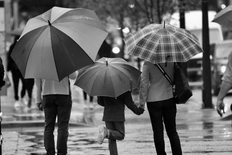 Rainy Days in Vancouver